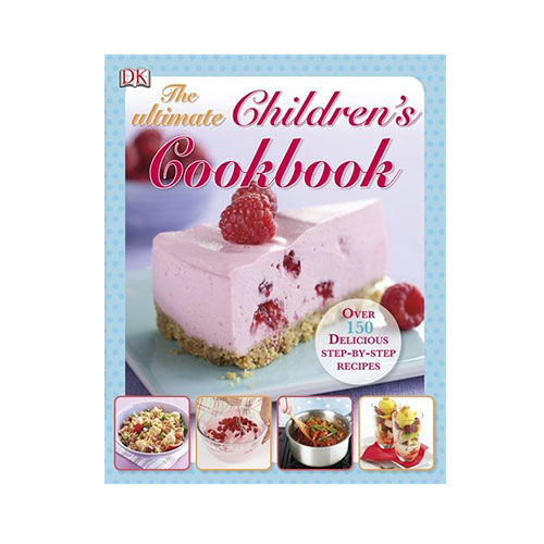 Ultimate Children's Cookbook (Dk)