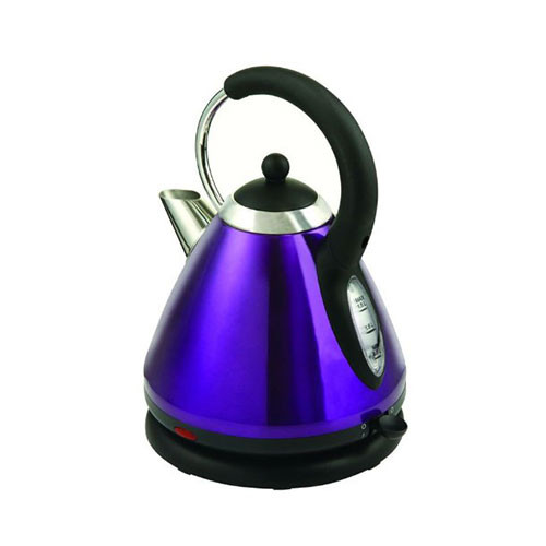 Bella 1.8Ltr Cordless Pyramid Kettle Purple