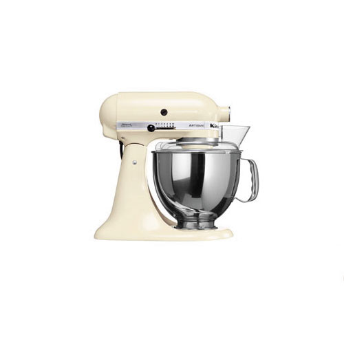 KitchenAid Artisan Food Mixer Almond Cream