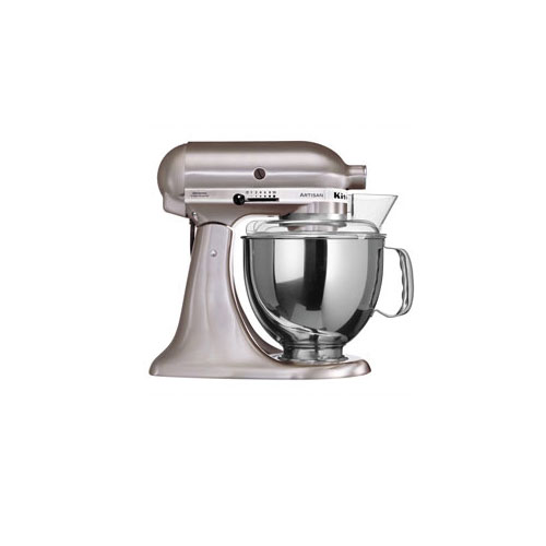 KitchenAid Artisan Food Mixer Brushed Nickel