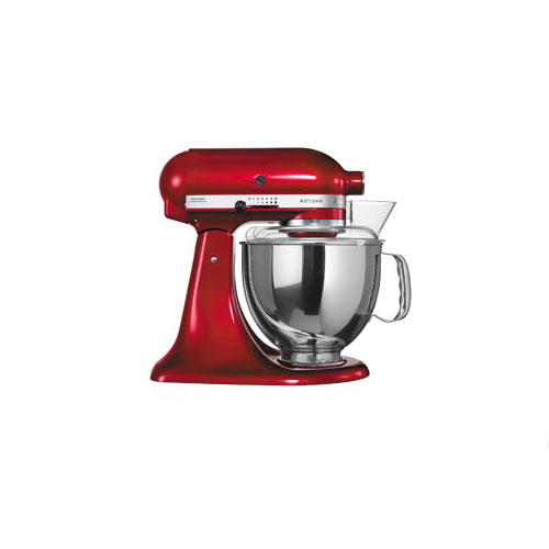 KitchenAid Artisan Food Mixer Gloss Red