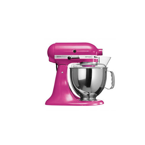 KitchenAid Artisan Food Mixer Hot Pink