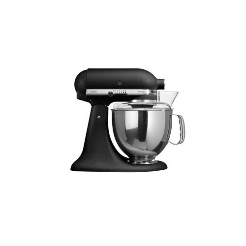 KitchenAid Artisan Food Mixer Matt Black