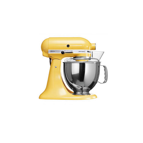 KitchenAid Artisan Food Mixer Pastel Yellow
