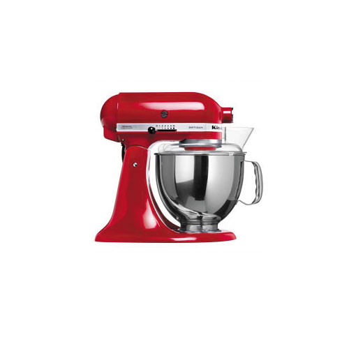 KitchenAid Artisan Food Mixer Red
