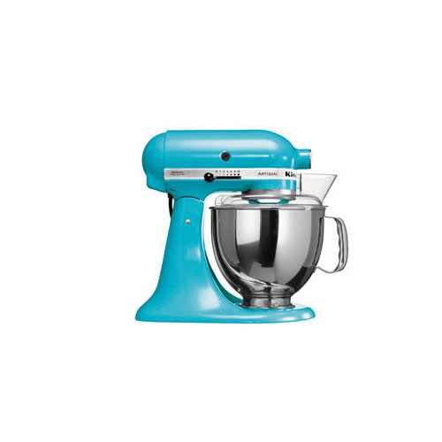KitchenAid Artisan Food Mixer Turquoise Blue