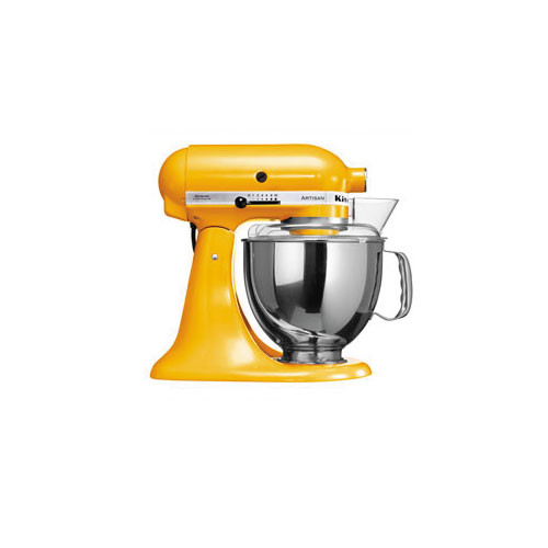 KitchenAid Artisan Food Mixer Yellow Pepper