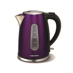 Morphy Richards 43907 Kettle Accents Plum Purple