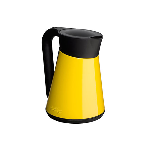 Prestige Daytona Kettle, 1.5 Litre - Yellow