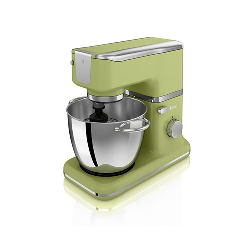 Swan Retro Stand Mixer - Olive Green (1000w)
