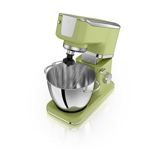 Swan Retro Stand Mixer Olive Green 1000w