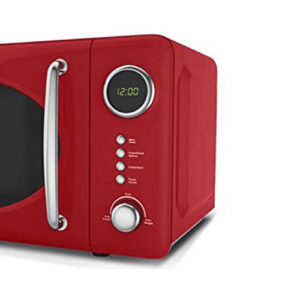 Akai A24006R 700w Digital Microwave Oven Red