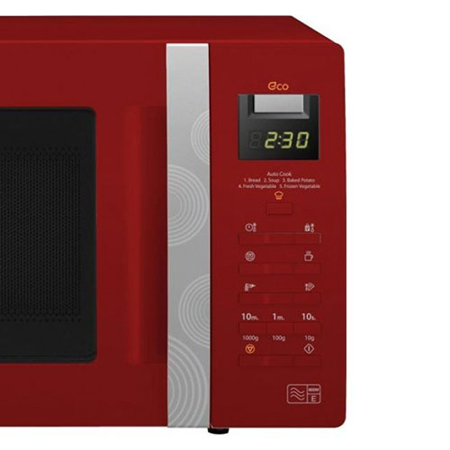 Daewoo KOR6A0RR Red Microwave