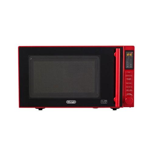 Delonghi P90D23EL-B1A Solo Red Microwave 23L