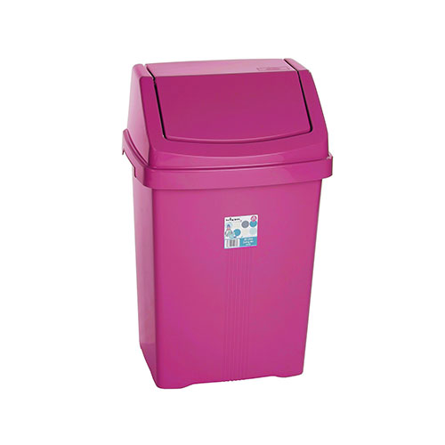 Pink bins my kitchen accessories - Pink kitchen trash can ...