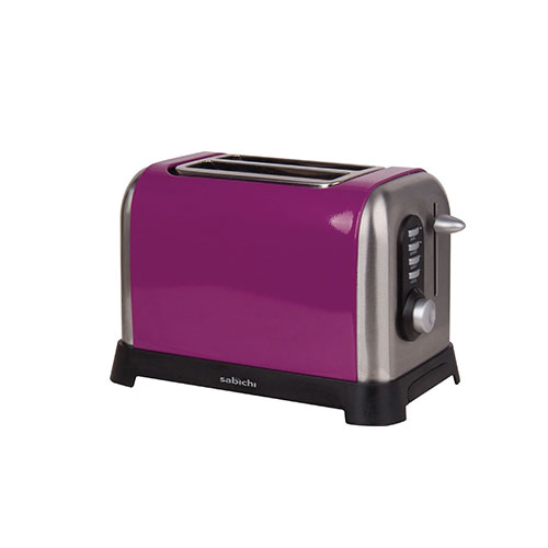 Sabichi I'm A 2 Slice Toaster Purple