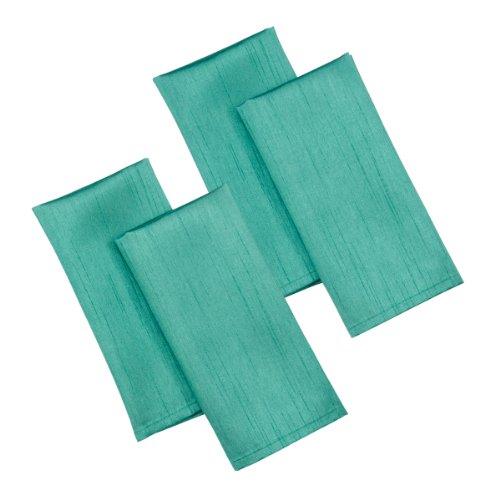 Temperature scales kitchen utensils - Casual Dining Faux Silk Napkins Teal My Kitchen
