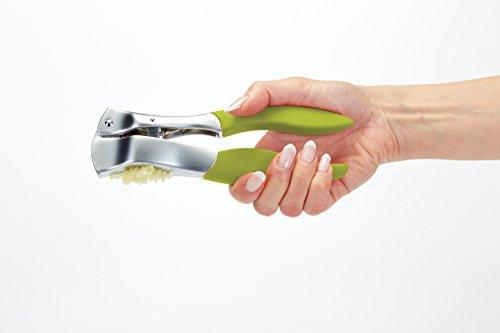 Kitchen Craft Colourworks Lime Green Garlic Press