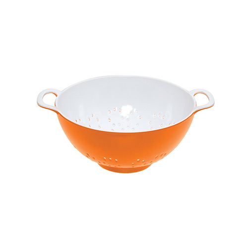 Colourworks Orange Melamine Colander 15 cm