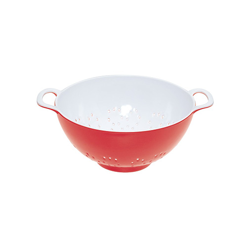 Colourworks Red Melamine Colander 15 cm