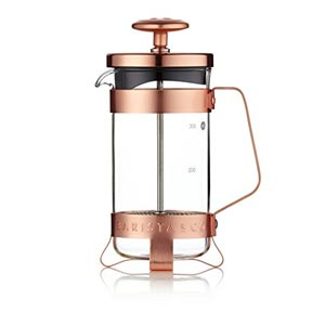 Barista & Co 350 ml Copper Cafetiere