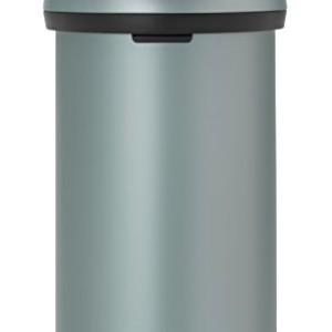 Brabantia 60 Litre Touch Bin - Metallic Mint
