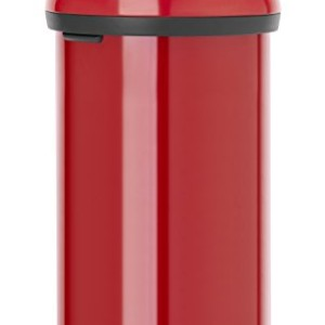 Brabantia 60 Litre Touch Bin - Passion Red
