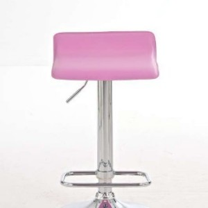 CLP-Bar-Stool-DYN-height-adjustable-60-78-cm-choose-from-up-to-11-colors-360--rotatable-with-leatherette-cover-pink-0-0
