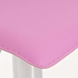 CLP-Bar-Stool-DYN-height-adjustable-60-78-cm-choose-from-up-to-11-colors-360--rotatable-with-leatherette-cover-pink-0-3