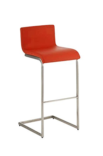 CLP Newport Breakfast Bar Stool Orange