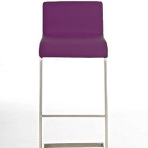 CLP Newport Breakfast Bar Stool Purple