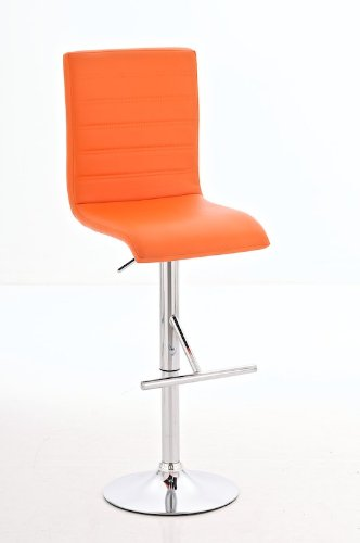 CLP Potsdam Breakfast Bar Stool Orange
