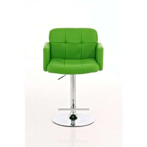 CLP Los Angeles Breakfast Bar Stool Green