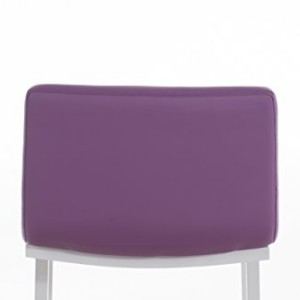 CLP Carlton Breakfast Bar Stool Purple
