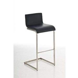 CLP Newport Breakfast Bar Stool Black