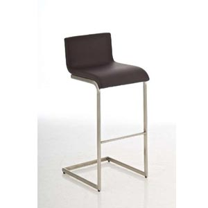 CLP Newport Breakfast Bar Stool Brown