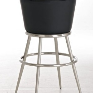 CLP Laos Breakfast Bar Stool Black