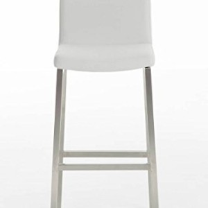 CLP Vagos Breakfast Bar Stool White