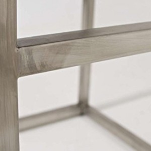 CLP Lugano Square Bar Stool