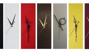 Contemporary Living Company Slim Wall Clock