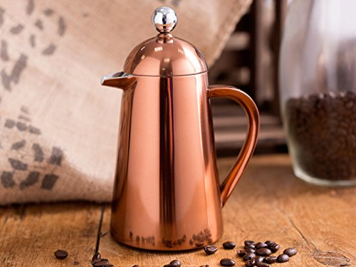 Creative Tops Copper Cafetiere Coffee Maker