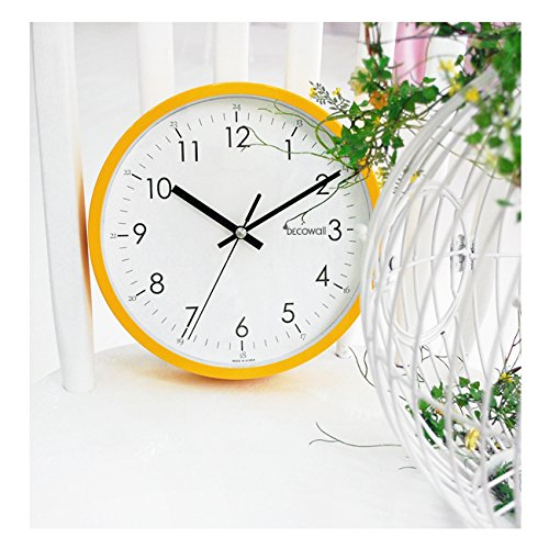 yellow clocks and timers archives my kitchen accessories