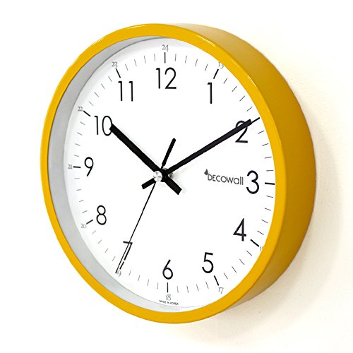 Yellow Clocks and Timers Archives