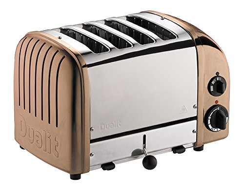 Dualit 4-Slot Classic Copper Toaster