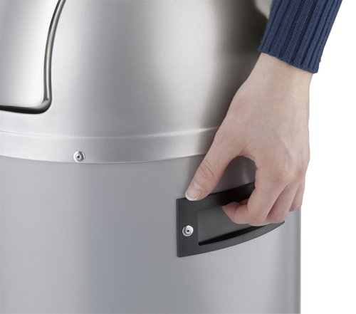 Hailo Kickmaxx 38 Litre Push Top Kitchen Bin