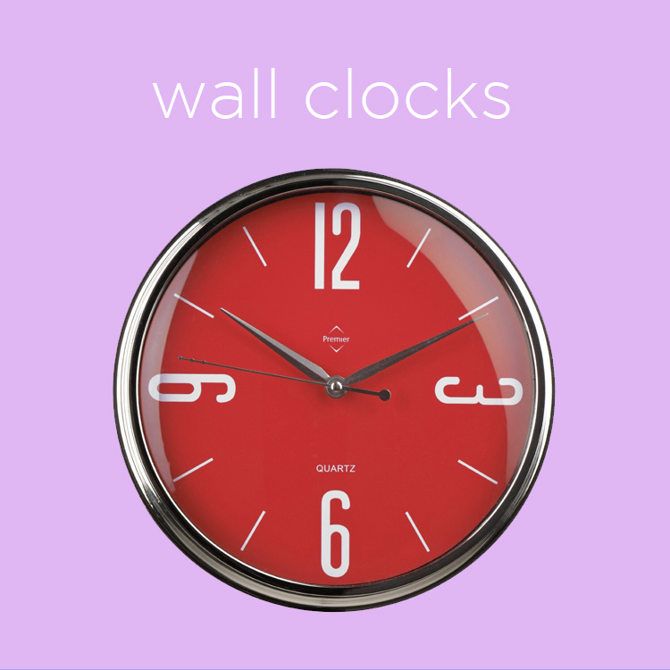wall-clocks