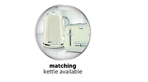 Breville Impressions 4 Slice Toaster - Cream