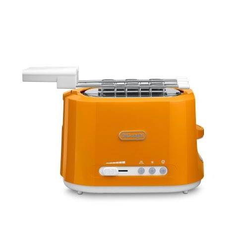 DELONGHI CTE2303O Orange Toaster