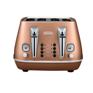 Delonghi Distinta 4 Slice Toaster Copper My Kitchen