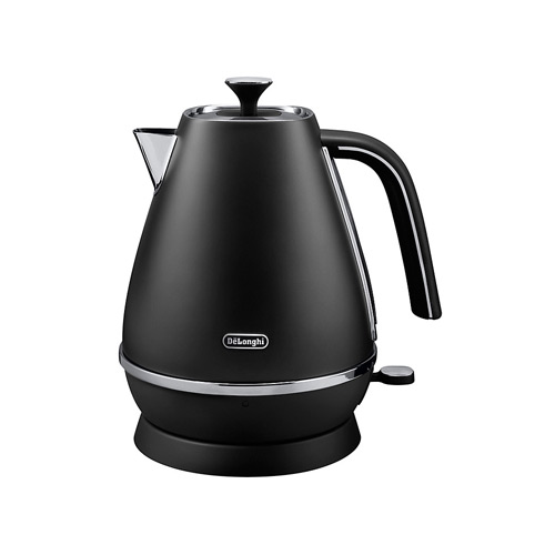 DeLonghi Distinta Jug Kettle, Black